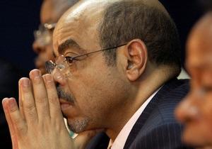 Сомалийские боевики предрекают развал Эфиопии после смерти премьера Зенауи