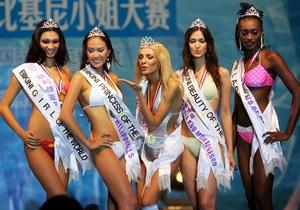 В этом году Мисс Мира пройдет без выхода участниц в бикини