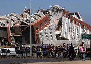 Число жертв землетрясения в Чили достигло 763 человек