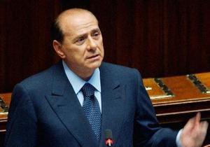 СМИ: Берлускони согласился уйти в отставку до конца года