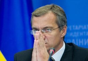 Шлапак: Ющенко ознакомился с газовыми контрактами лишь благодаря внешней разведке