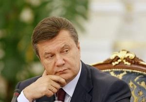 Янукович обратился к крестьянам: Прекратите жечь стерню