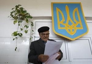 Сегодня в 20 регионах Украины проходит повторное голосование по местным выборам