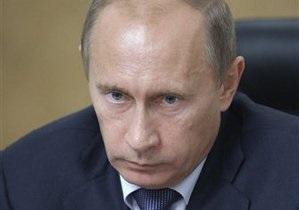 Путин назвал свою версию причин катастрофы Булгарии