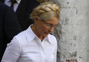 Тимошенко: Я никогда не покончу жизнь самоубийством