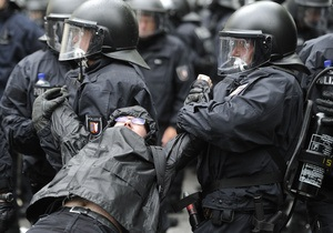 Во время беспорядков в Гамбурге задержаны около 700 демонстрантов