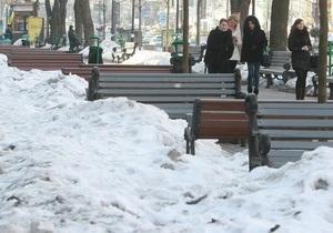 Корреспондент: Пятьдесят оттенков белого. Что превращает киевский снег в ор