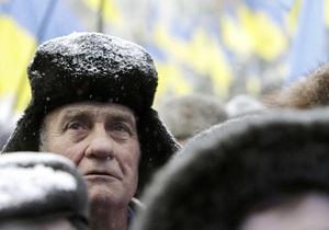 Опрос: Большинству украинцев не нравится экономическая ситуация в стране