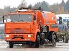 Perkins поможет «пылесосу» сделать дороги Киева чистыми