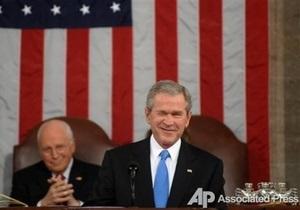 В США выходит книга мемуаров Джорджа Буша-младшего