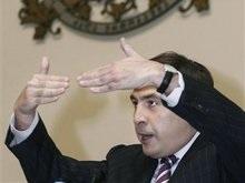 Саакашвили снимает предвыборный клип Миша крут!