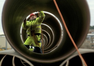 Акции Газпрома дешевеют из-за угроз Еврокомиссии