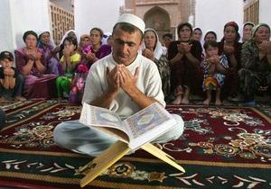 В Таджикистане исключили русский язык из официального делопроизводства