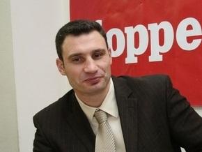 Задай вопрос Виталию Кличко