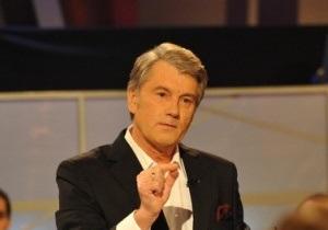 Ющенко отреагировал на заявление пресс-службы Януковича по Бандере