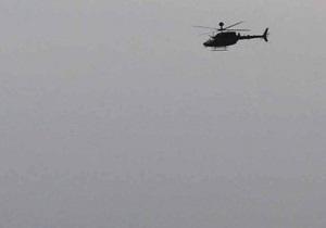 В Чехии 72-летний пилот погиб при крушении вертолета