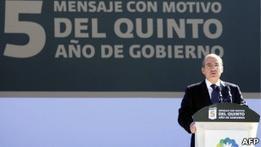 Президент Мексики: Наркоторговцы угрожают национальной демократии