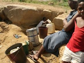 В Зимбабве холера унесла жизни уже более 500 человек