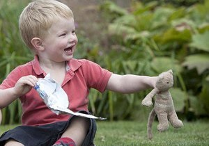 Плюшевая игрушка, ставшая звездой Facebook, нашла своего хозяина