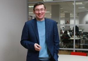 Оппозиционер в законе. Видеофрагмент интервью Луценко журналу Корреспондент