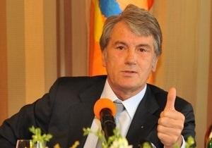 Ющенко признался, что ненавидит политику
