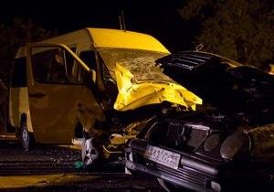 В ДТП под Житомиром погибли трое человек