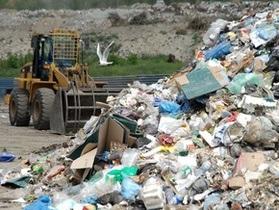 Киевские власти контролируют маршрут мусоровозов с помощью GPS
