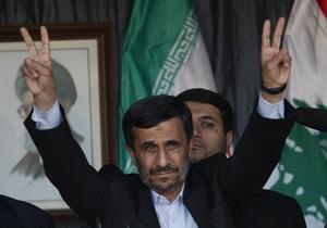Ахмадинеджад прибыл к границе Ливана с Израилем