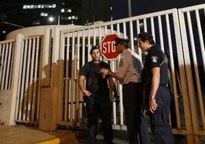 В штаб-квартире силового министерства в Греции прогремел взрыв