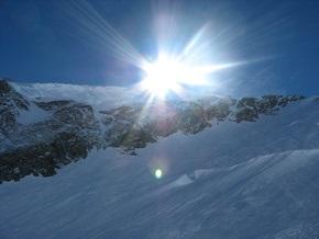 Впервые в мире незрячий человек покорил Южный Полюс Земли