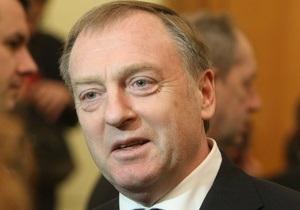 Лавринович: Украина вряд ли будет обжаловать решение ЕСПЧ по делу Тимошенко