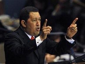 Чавес рассказал, чем пахнет на трибуне ООН и позвал Обаму в  ось зла