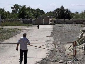 Грузия опровергает информацию об обстреле Цхинвальского района