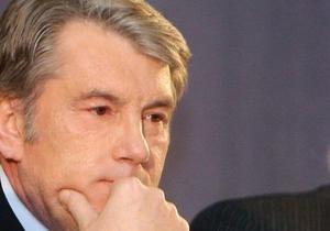 Начальник Генштаба доложил Ющенко о ситуации в армии