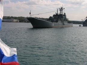 До вывода ЧФ РФ с территории Украины осталось три тысячи дней