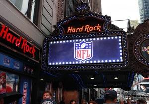 Открытие Hard Rock Cafe - Ресторану популярной в мире сети Hard Rock Cafe не могут найти места в центре Киева