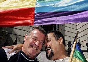 Рада - гомосексуалисты - гомосексуализм - Глава МИД допускает, что Украина примет закон о запрете дискриминации гомосексуалов