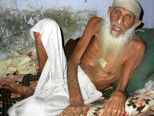 В Индии умер старейший житель планеты