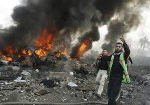 В связи с нападением палестинцев Израиль объявил мобилизацию 30 тысяч резервистов