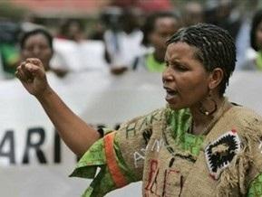 Кенийские женщины проведут секс-забастовку ради примирения лидеров страны