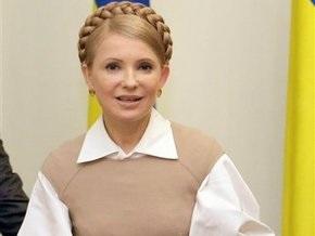 Тимошенко готовит план по выходу Украины из финансового кризиса