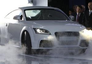 За рулем Audi TT, врезавшейся в машину сопровождения Генпрокуратуры РФ, находился студент