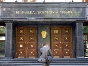 Убийство Олийныка: ГПУ уволила прокурора Голованевского района