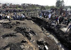 В Кении более 100 человек погибли из-за пожара при утечке нефти