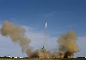 Китайский космический корабль прибыл на орбиту