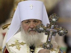 Патриарх РПЦ Кирилл приедет в Украину