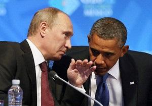 Обама приедет в Россию перед саммитом Большой двадцатки