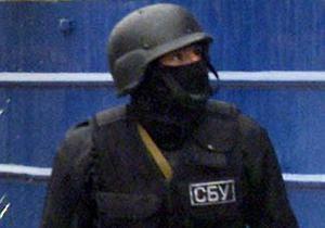 СБУ задержала мужчину, который в шутку  заминировал  гастроном в Киеве