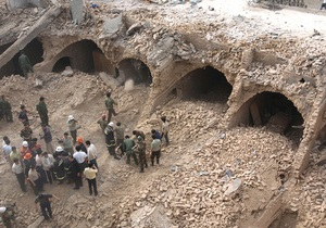 На юге Китая в результате оползня под завалами оказались 19 человек