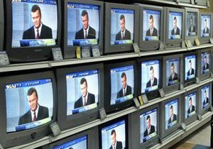 Украинские телеканалы все меньше говорят о политике - исследование